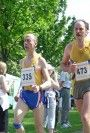 Martin Lloyd, Tony Gallagher - Sutton 10k May 2005